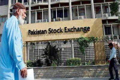 Pakistan Stock Exchange: Reduction of more than 44,000 points during a week