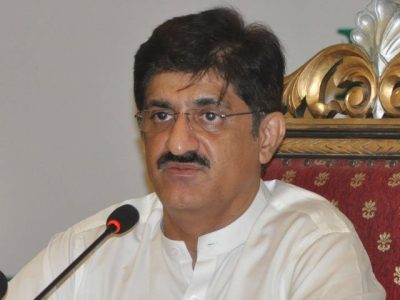 The interest of the province is not precious to  Governor Sindh, Murad Ali Shah
