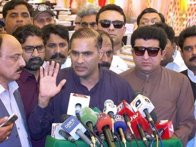 Facts are disturbed in the JIT's self-exploded report, Abid Sher Ali
