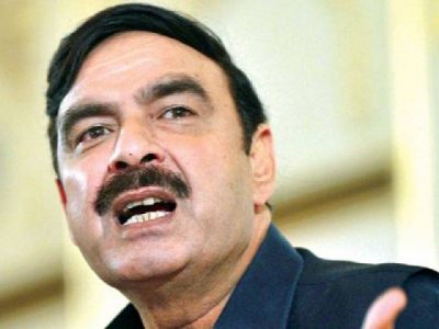 The government wants civil war in the country, Sheikh Rasheed