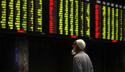 The Pakistan Stock Exchange declined 1588 points this week