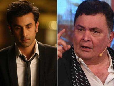 Ranbir again face embarrassment on Papa Rashi Kapoor's talk