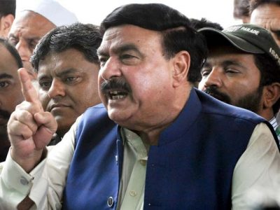 Sharif brothers and family involved in the hudaibiya paper mills case, Sheikh Rasheed