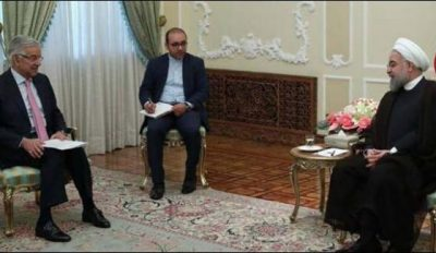 Iran, Pakistan is the 2 most effective countries of the region, Iranian President