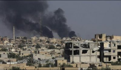 Airstrikes in Syria, 19 civilians killed