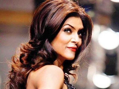 Sushmita Sen got a living partner?