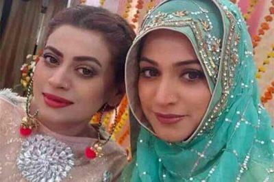 Actress, Noor, started, wearing, Hijab