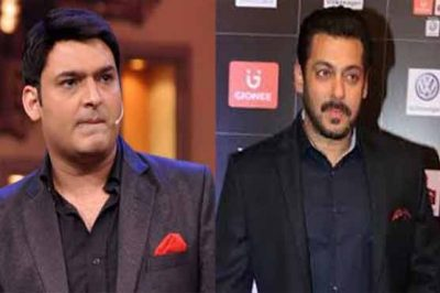 Kapil Sharma and Salman Khan seem to be the most dangerous actor