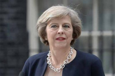 Iranian nuclear deal is important for regional security: Theresa May
