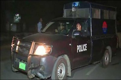 Okara: Two robberies were killed during a police encounter, two escapes