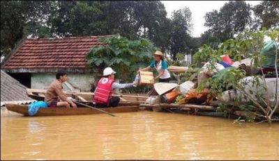 6 killed from flood in Vietnam