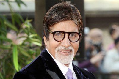 Bollywood star Amitabh Bachchan is celebrating 75th birth day today