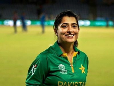 Sana Mir joined the national squad as a general player for New Zealand series
