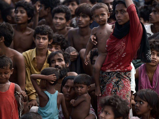 Myanmar army deterioration, refuse to be involved in Muslims massacre
