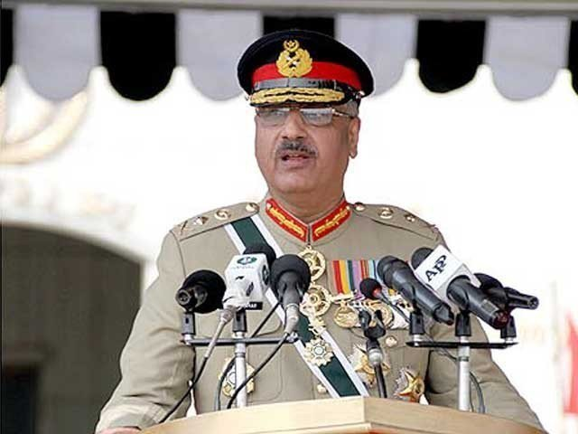 Kashmir issue is a sign of nuclear war, General Zubair Mahmood