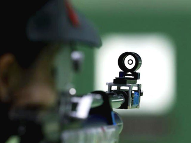The third position of the 2 national commandos in the Asia international defensive pistol cup