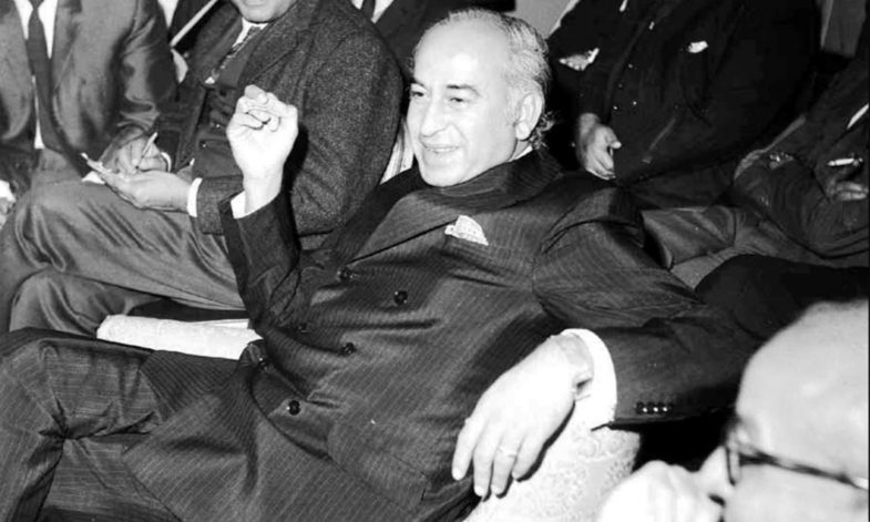 Shaheed, Zulifqar Ali Bhutto, Chairman, PPP, discussing, to, base, a, Democratic, Party, which, later, named, Pakistan, Peoples, Party