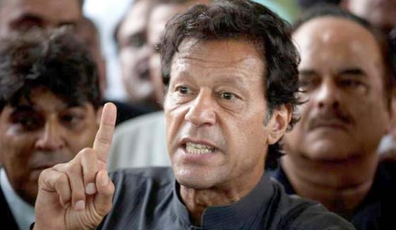 Tahir-ul-Qadri came out for protest then support, Imran khan