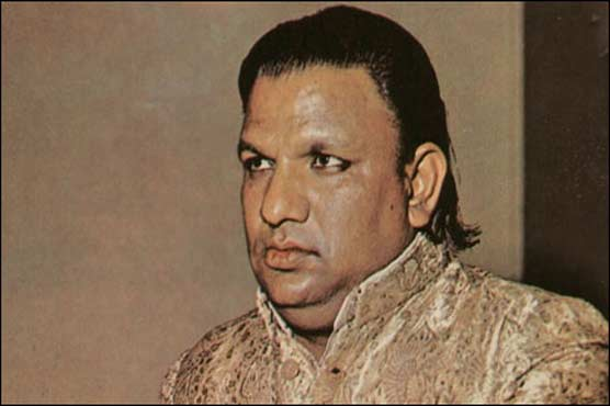The 17th anniversary of famous qawal Aziz mian is being celebrated today
