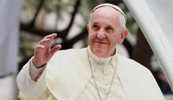 The world is already scared, American decision-tension will increase, Pope