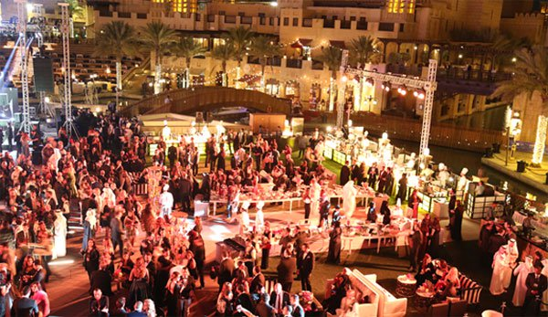 Holding International Film Festival in Dubai
