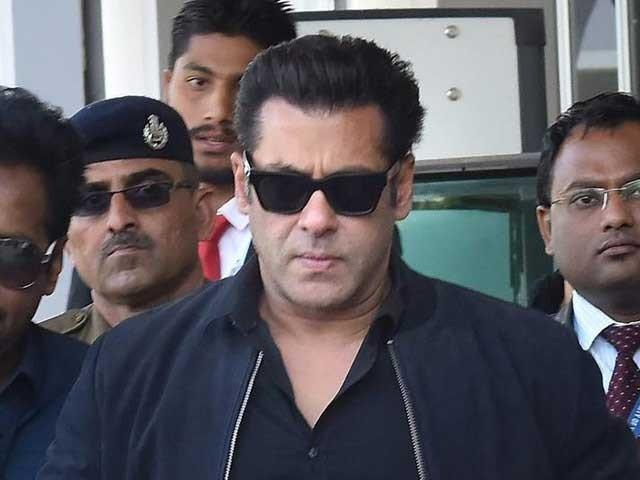 Attack on Salman Khan during shooting