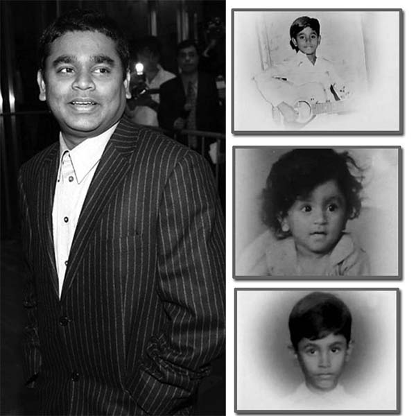Today the 51th birthday of AR Rahman