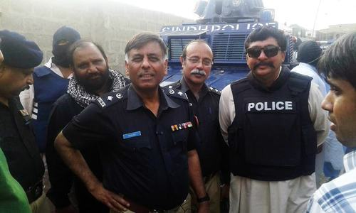 The Gunman of former SSP malir Rao Anwar has been arrested from Quetta