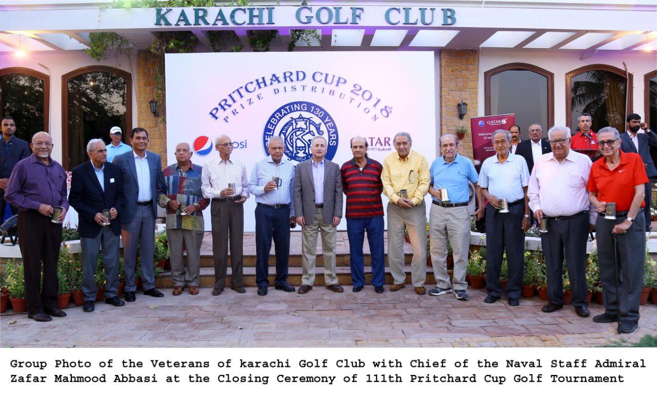 111th, Pritchard, cup ,golf ,tournament ,concludes ,at, Karachi, golf, club, marks, the, 130th ,anniversary, of ,Karachi ,golf, club