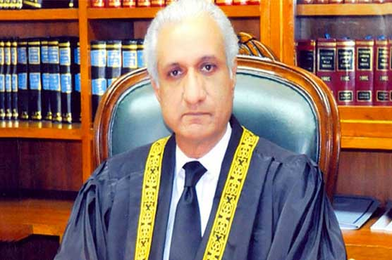 The case of firing at the house of Justice Ejaz Al-Ahsan, the statements of the personnel were recorded