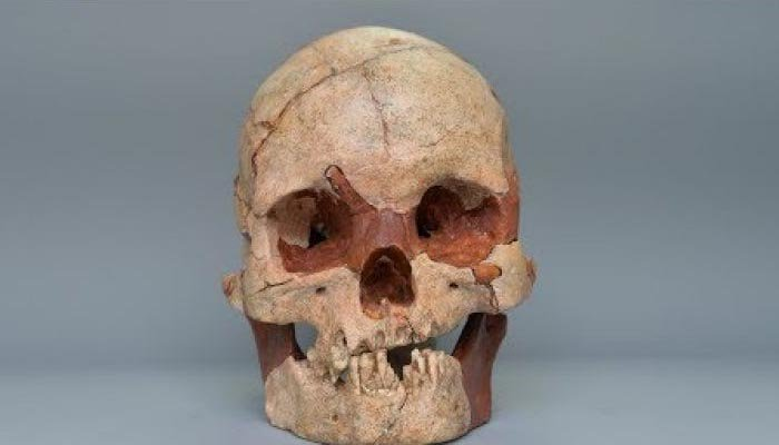 Ancient human skull discovered 16,000 years from China