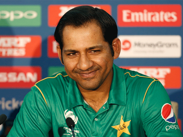 Captain delightfully dedicated on impressive game of youth, Sarfraz Ahmed