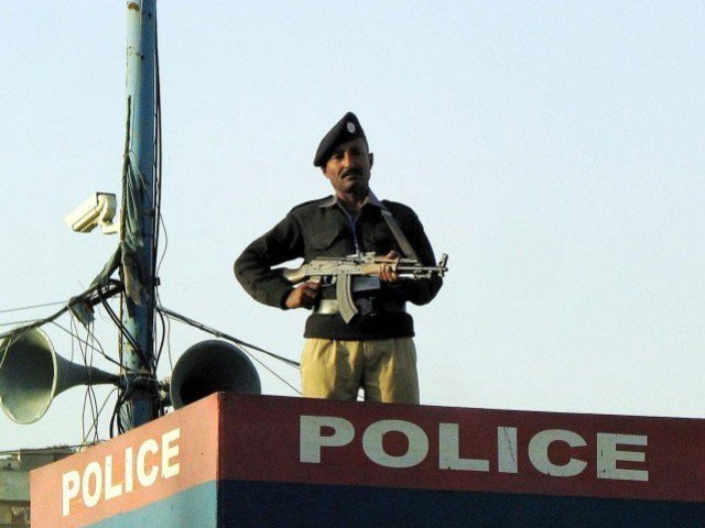 Army handed over the two checkposts to Peshawar to police