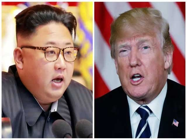 North Korea threatens to finish meeting with the trump