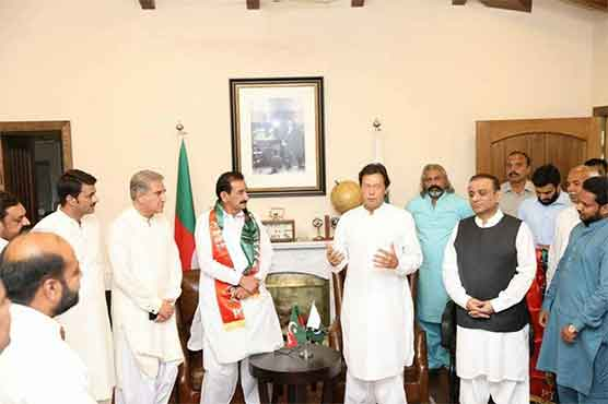 Member of Provincial Assembly from Gujarat included in PTI