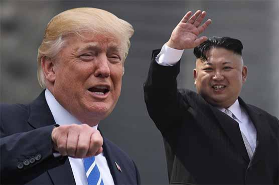 Kim Jong attended the US President's invitation to fill Washington's patrol