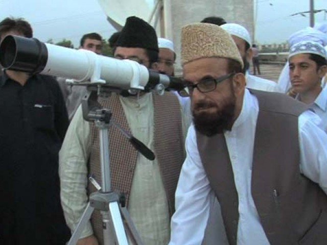 The meeting of the Raviat Hilal Committee will be tomorrow to see Shawal moon