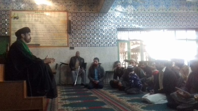 Azadari, of, Hazrat Imam Hussain A.S, is, basic, source, of, preaching, of, Islam, said, dr, Allama Mohsin Ali Naqvi