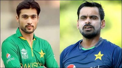 First ODI: Hafeez and Aamir expected to participate