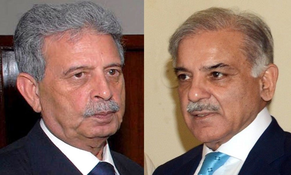 Opposition's politics of all politics, Shahbaz Sharif