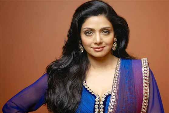 Sridevi won the best actress award after death
