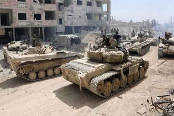 What are the reasons for war in Syria?