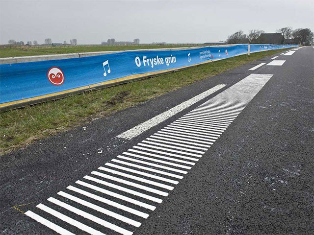 Roads ready to dungeon in Netherland