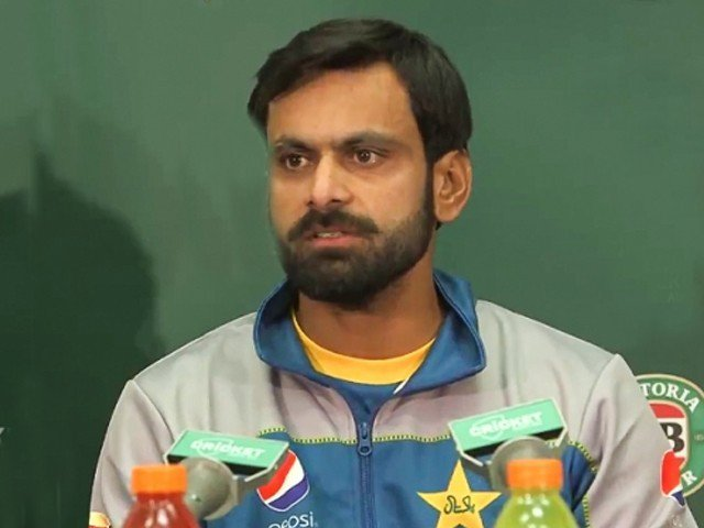 The decision to issue a noticeable notice to Mohammad Hafeez on controversial interview