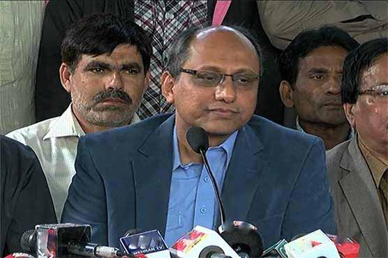 PMLN workers join PPP People: Saeed Ghani