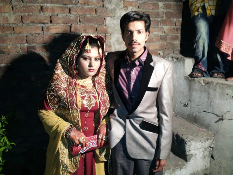 lahore, newly, married, couple, injured, in, firing, incident