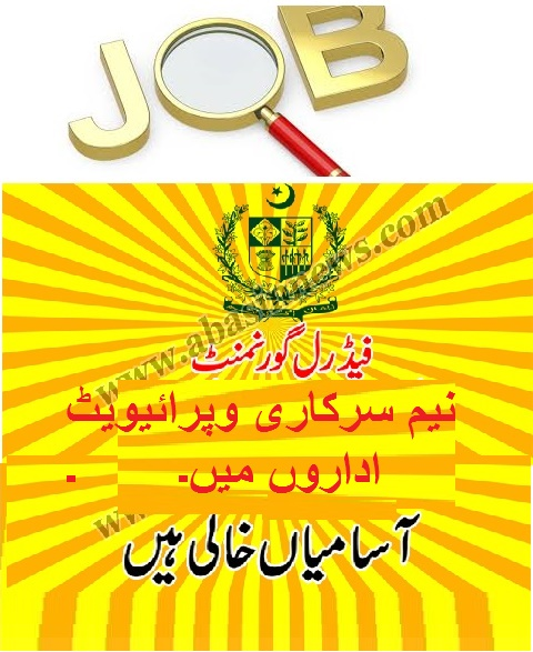 pakistan-jobs-daily-newspapers-adds-of-government-and-semi-government-private-jobs-in-islamabad-rawalpindi-karachi-lahore-faisalabad-peshawar-and-all-cities