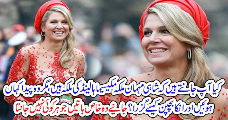 queen, maxima, of, holland, came, to, Pakistan, review, her, life, history