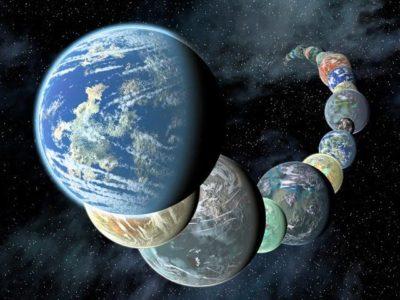 Earth like planets X