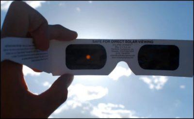 Sun Eclips Glasses
